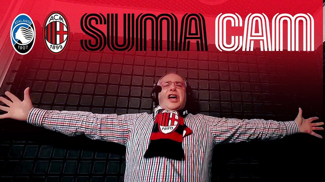 📹 Atalanta 0-2 AC Milan: The Suma-Cam 📹