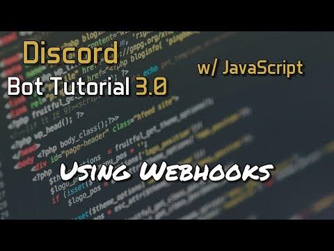 Discord Bot Tutorial 3.0 - Using Webhooks [5]