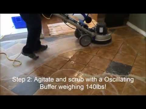 Tile & Grout Cleaning and Sealing by ACS