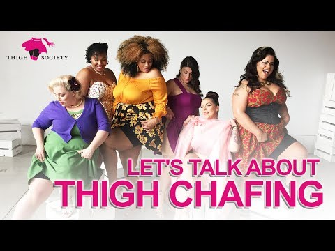 Let's Talk About Thigh Chafing