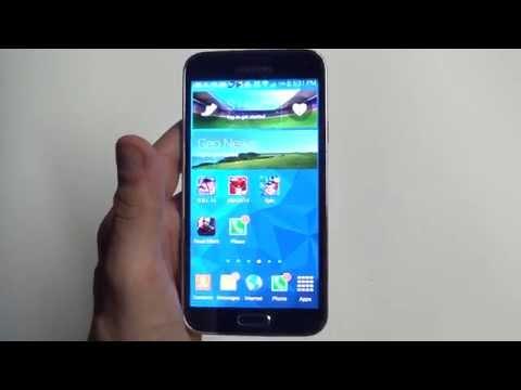 Samsung Galaxy S5: How to Add Widgets - Fliptroniks.com