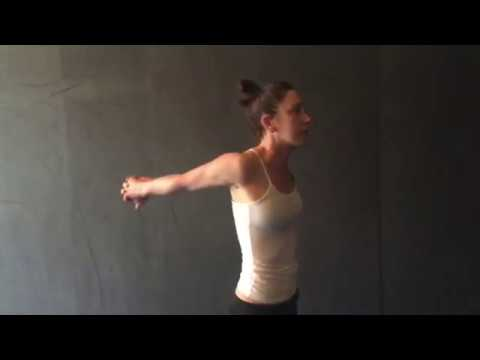 Denver Fitness Using Standing Shoulder Extension