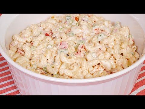 Macaroni Salad Recipe - Creamy Deli-Style