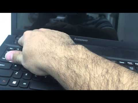 How to access the boot menu -Lenovo G505