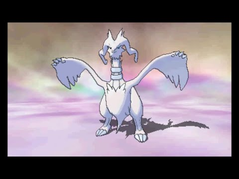 Pokemon Omega Ruby/Alpha Sapphire - Catching Reshiram