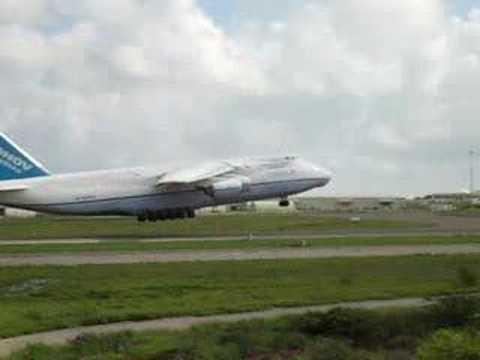 Antonov in Aruba