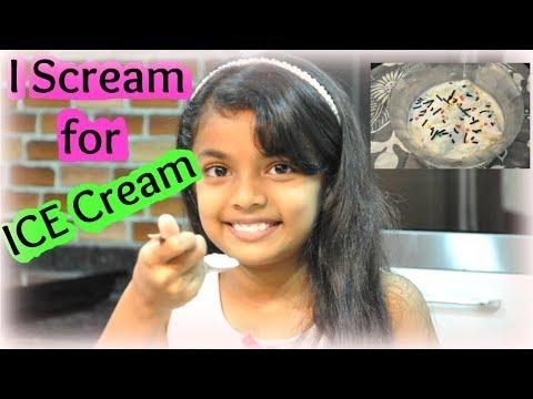 Homemade Litchi fruit ice cream | 3 ingredient summer treat recipe