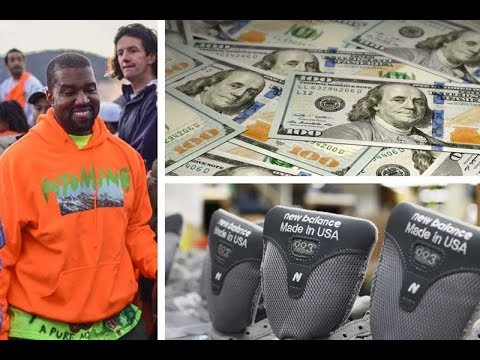 Outside The Box: Kanye Wants YEEZYS For EVERYONE & New Balance Might Owe You Money
