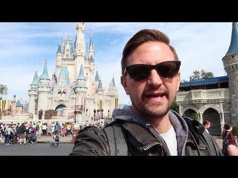 Walt Disney World Walking Tour Marceline to Magic Kingdom   Haunted Mansion Facts & Cool Stories!