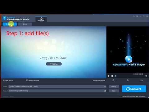 How to Convert MP3 to WMA