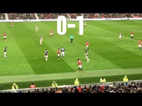 Manchester United v West Bromwich Albion, 0-1, Premier League, 15.04.18