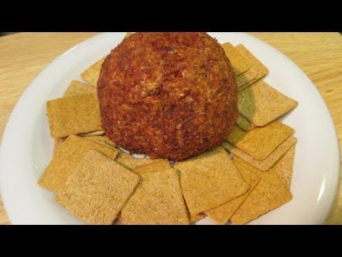 Cheese Ball - How To Make a Cheese Ball - Dip Recipe