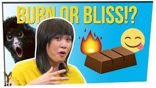 Burn Or Bliss Chocolate Challenge
