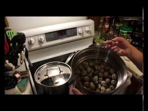 Pickled quail egg recipe,