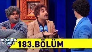 Güldür Güldür Show 183. Bölüm Tek Parça Full HD
