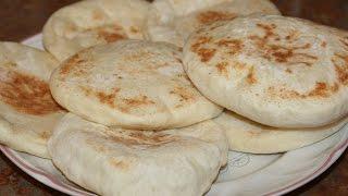 Pain PITA 100% réussie - Pita Bread - مخمار