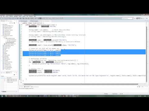 Java Enum Tutorial - Teil 1 - Funktionsweise und Sinn [Deutsch/German]