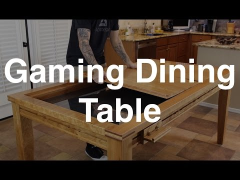 The Gaming Dining Table