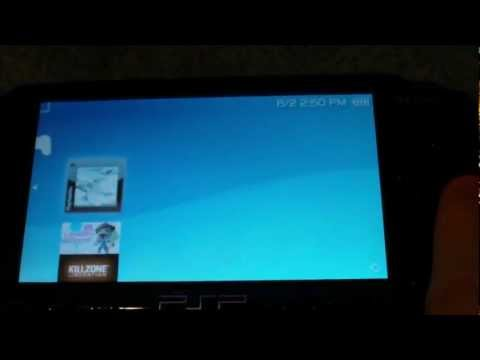How to Transfer PS1 Games From PSN Your PSP (1080p HD)