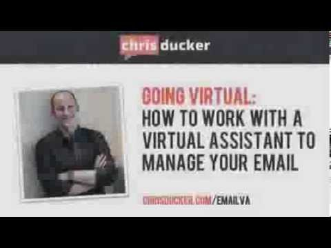 How to Work with a Virtual Assistant to Manage Your Email