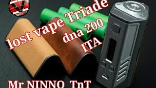 Lost Vape Triade Dna 200 (ita)