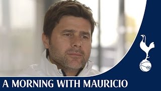 A Morning with Mauricio Pochettino