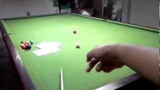 วิธีการเข้าเหลี่ยม(พื้นฐาน) Snooker I.q.