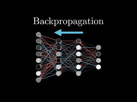 What is backpropagation really doing? | Chapter 3, deep learning