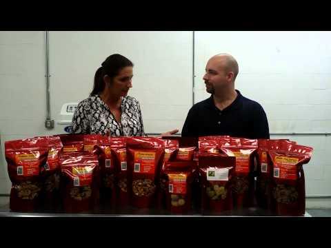 GoodRun - Healthy Granola and Cookies