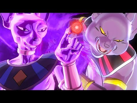 STRONGEST GODS OF DESTRUCTION! Unstoppable Beerus & Champa Rage! | Dragon Ball Xenoverse 2 Doubles