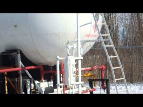 How to tell the Fuel Level in a Propane Tank or Bottle