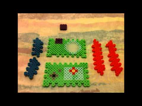 How to make a 3D fuse/perler bead camera!