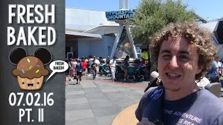 Had enough of Hyperspace Mountain?  Time to get Space Mountain back? | 7-2-16 Pt. 11
