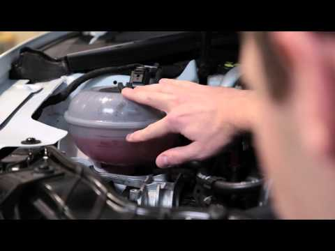 Get to know your Audi: Checking fluid levels | Ridgeway Audi