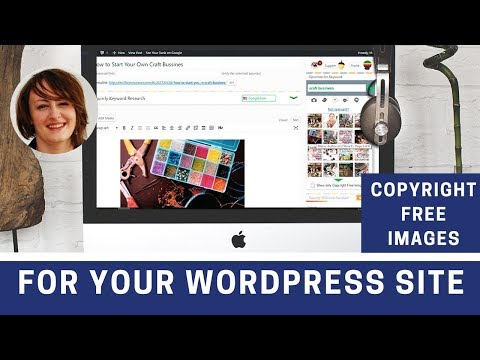 How to Add Copyright Free Images Fast in Your Wordpress Blog Articles
