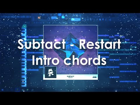 Making the Intro Chords from Subtact - Restart in Sylenth1