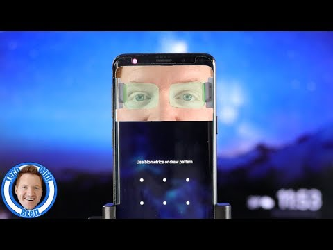 Security Settings, Biometrics & Smart Lock Tutorial for Galaxy S9
