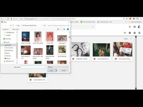 Create a Shareable URL Link for Your Genealogy Photos