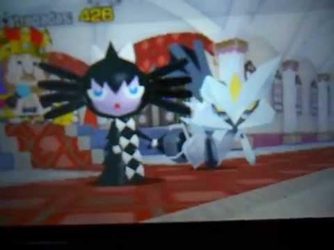 pokemon rumble world como capturar a kyurem negro ,catch kyurem black