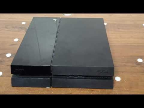 How to Remove  a PS4 Hard Drive