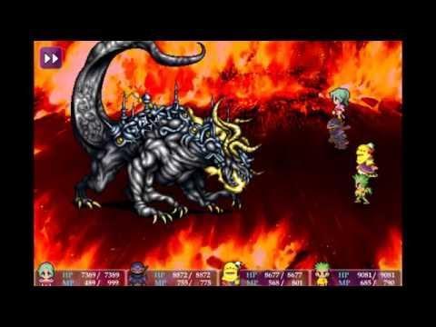 Final Fantasy VI Steam Anti-Norm - Omega Weapon