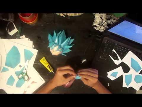 Parpecraft Cchibi Goku ssggss - Part 1