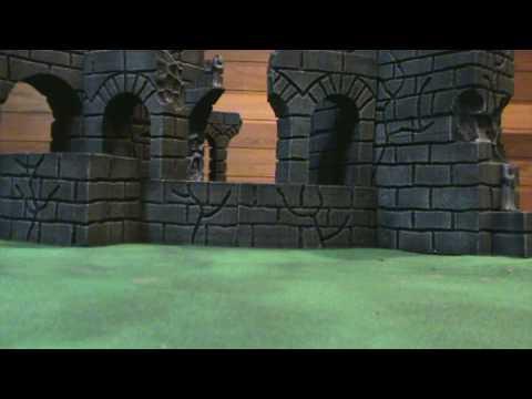 Lord of the Rings  Gaming Terrain Weathertop Amonsul