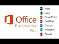 How to Download Microsoft office Professional Plus 2016