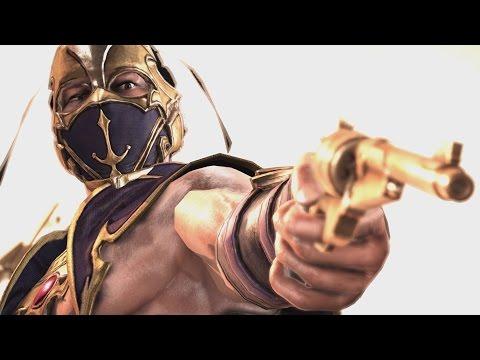 Mortal Kombat X - Rain Performing All Victory Poses/Victory Pose Swap *Mod*