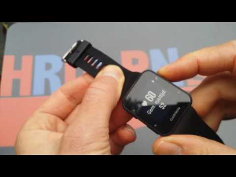 Garmin 35 Heart Rate Measurement Comparrison with Strap and 1Features!