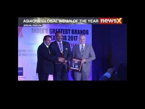 Mr. Tapan Singhel, MD & CEO of Bajaj Allianz General Insurance as Indian of the Year