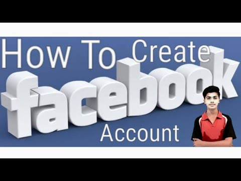 How to create a Facebook account without mobile number