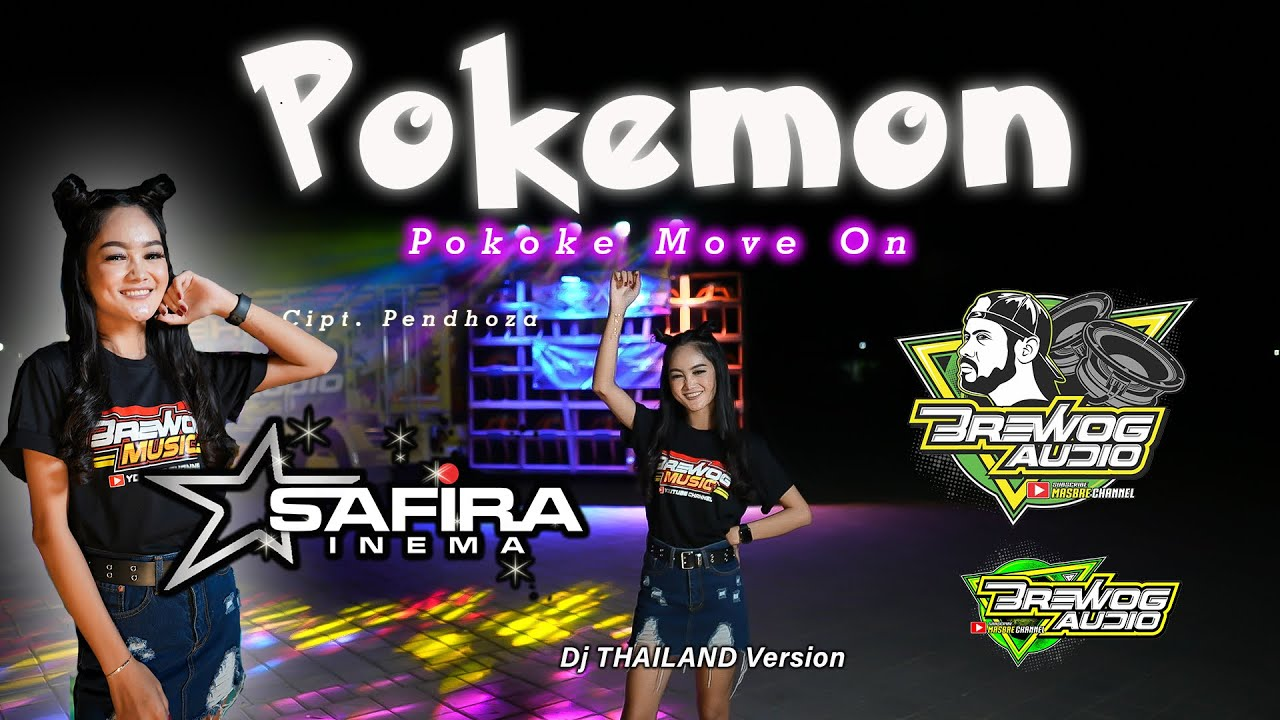Download Safira Inema Ft Brewog Audio - Pokemon (Official Music Video) MP3 Gratis