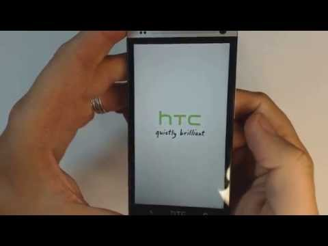 Htc One hard reset